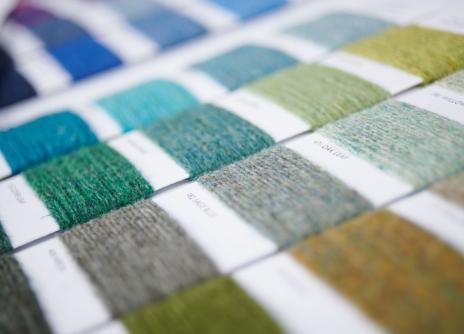 Fringes, Wool & Yarn Strips